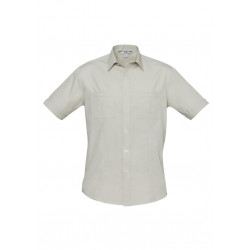 Biz Bondi Mens Short Sleeve Shirt