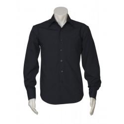 Biz Metro Mens Long Sleeve Shirt