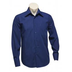 Biz Manhattan Mens Long Sleeve Shirt
