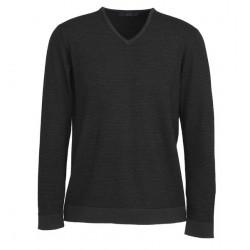 Biz Woolmix V-Neck Pullover
