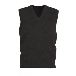 Biz Woolmix V-Neck Vest
