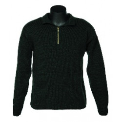 MKM Original Zip & Collar Jersey