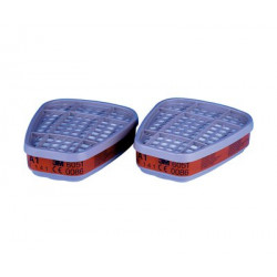 3M 6051 Organic Vapour Filters