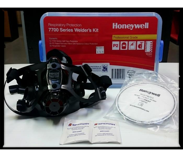 Honeywell 7700 Series Silicone P2 Weld Kit