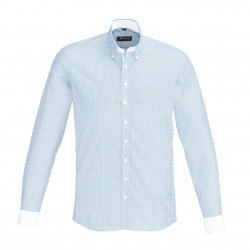 Boulevard Fifth Avenue Mens Long Sleeve Shirt