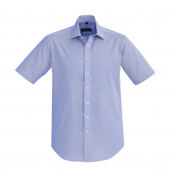 Boulevard Hudson Mens Short Sleeve Shirt