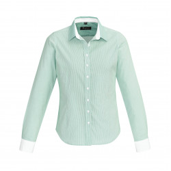 Boulevard Fifth Avenue Womens Long Sleeve Shirt