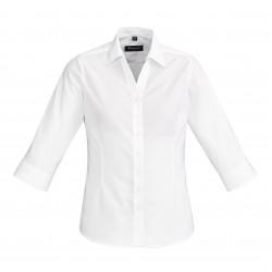 Boulevard Hudson Womens 3/4 Sleeve Shirt