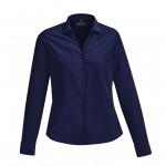 Boulevard Solanda Womens Plain Long Sleeve Shirt