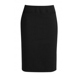Corporates Relaxed Fit Wool Blend Skirt