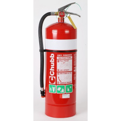 Chubb 9KG ABE Dry Powder Fire Extinguisher