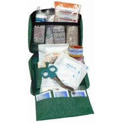 Road Materials Workgear Vehicle/Lone Worker 2 Soft Pack First Aid Kit