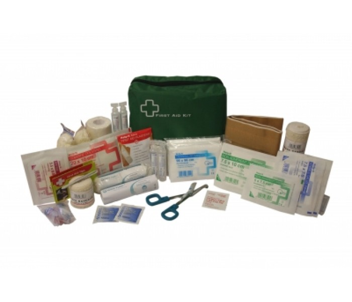 Road Materials Workgear Industrial 1-5 Man Soft Pack First Aid Kit