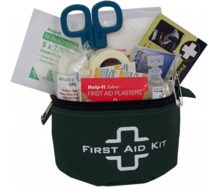 Help-It Basic Forestry Soft Pack First Aid Kit