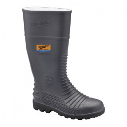 Blundstone 024 Steel Mid Safety Gumboots