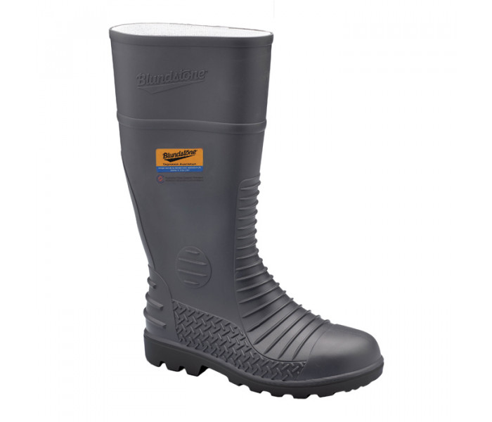 Blundstone 024 Steel Mid Safety Gumboot
