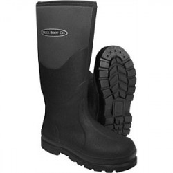 Muckboot Chore Tall Safety Gumboots