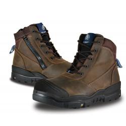 Bata Helix Horizon Zip Safety Boots