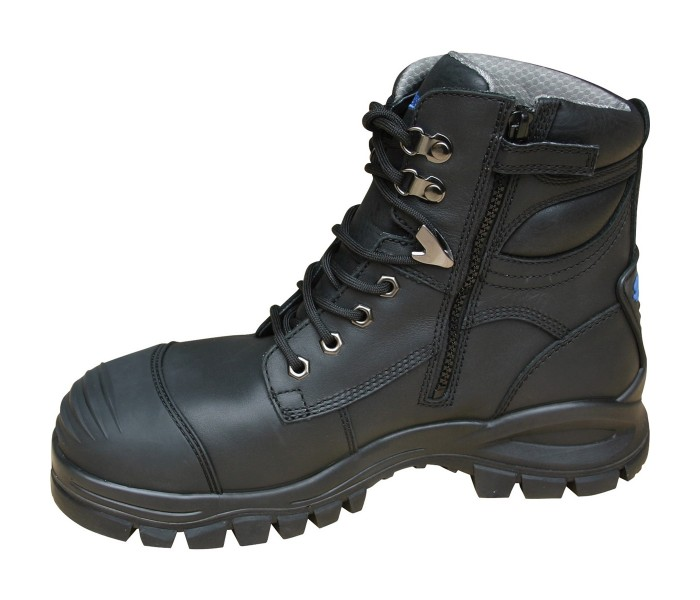Blundstone 997 Zip Safety Boots