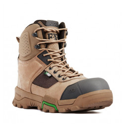 FXD WB-1 High Zip Safety Boots