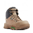 FXD WB-2 Low Zip Safety Boots