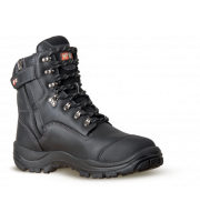 No.8 Wiremu Zip Safety Boots