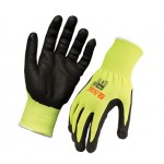 PRO Arax Gold Cut 5 Nitrile Dip Gloves