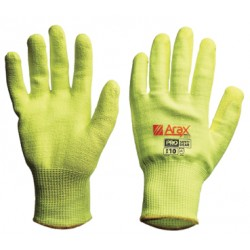 PRO Arax Gold PU Cut 5 Gloves