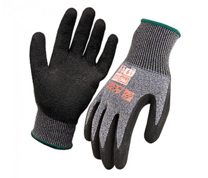 PRO Arax Dry Grip Cut 5 Gloves