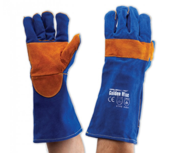 Pro Blue Heeler Kevlar Stitched Glove
