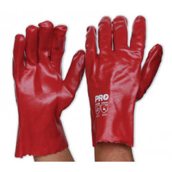PRO PVC Single Dip Wrist Gloves