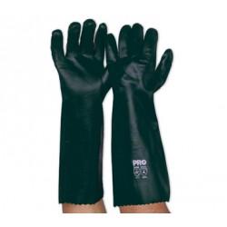 PRO PVC Double Dip Gauntlet Gloves