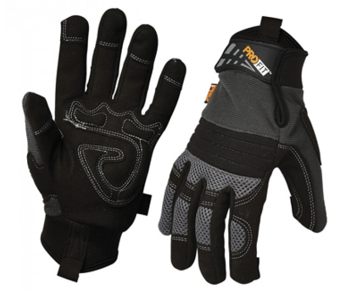 PRO Fit Full Finger Gloves
