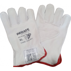 In2safe G9 Leather Rigger Gloves