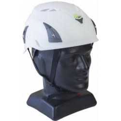Q-Tech Industrial Vented Shield Helmet
