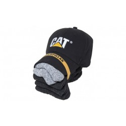 CAT Cap & 5pr Sock Pack