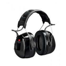 3M Peltor Worktunes Pro Radio Headband Earmuffs