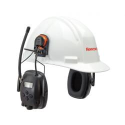 Howard Leight Sync Electo Impact Hard Hat Radio Earmuffs