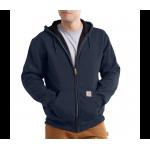 Carhartt Rutland Rain Defender Thermal Lined Zip Hoodie