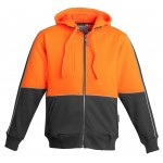 Syzmik Day Only Zip Hoodie