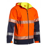 Bisley Ripstop Day/Night Soft Shell Jacket