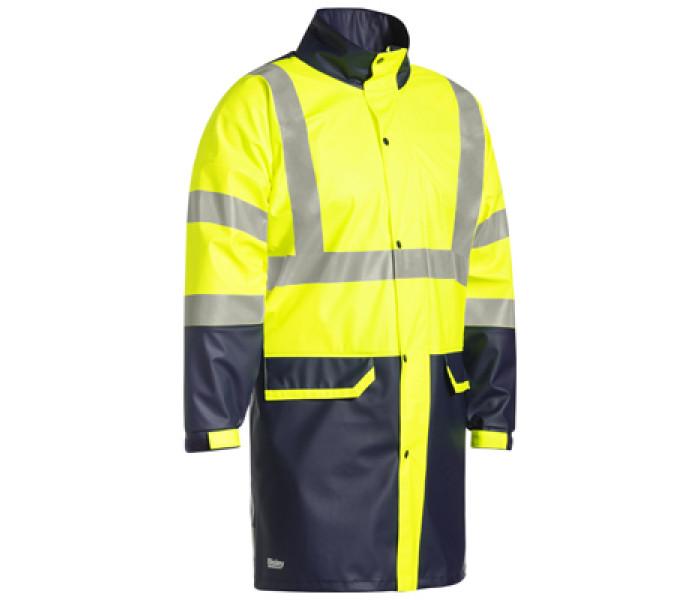 Bisley Stretch PU Day/Night Jacket