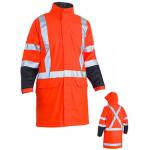 Bisley Stretch PU TTMC-W Orange Jacket