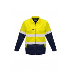 Syzmik Cotton Drill Day/Night Jacket