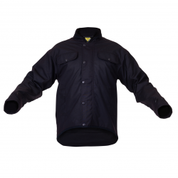 Caution Oilskin Jacket