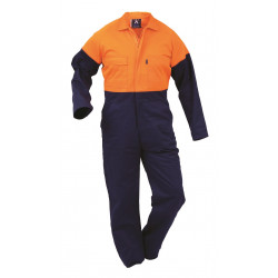 Protex Industrial Day Only Cotton Overalls