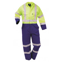 Protex Day/Night Polycotton Overalls