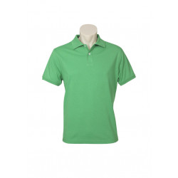 Biz Neon Mens Polo