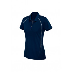 Biz Cyber Womens S/S Polo