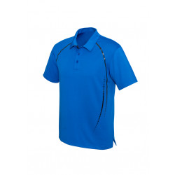 Biz Cyber Mens Polo